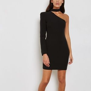 BARDOT One Shoulder Mini Dress